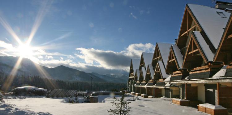 zimowe ferie w górach - noclegi