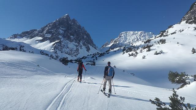 trasy narciarstwa biegowego w górach