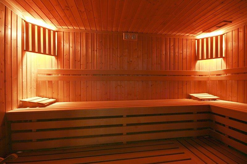 noclegi z dostępem do sauny