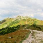 wycieczka z doliny chochołowskiej na siwą przełęcz