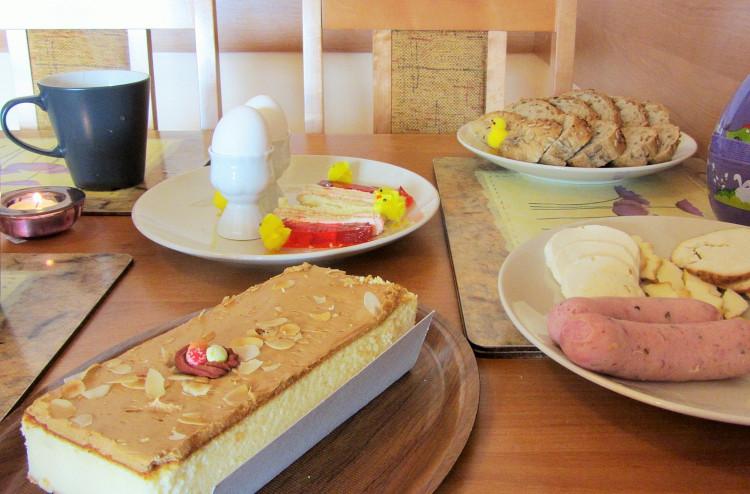 wielkanocne śniadanie w Kościelisku